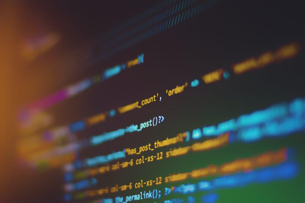 Code for a WordPress theme